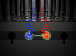 Reliable and extremely fast quantum calculations with germanium transistors